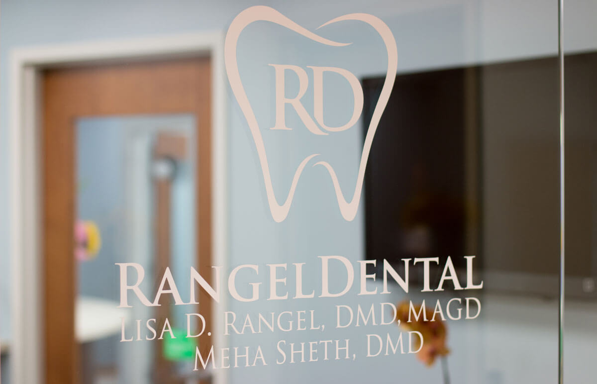 Door to Rangel Dental